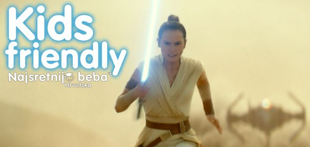 Kids friendly: Uspon Skywalkera