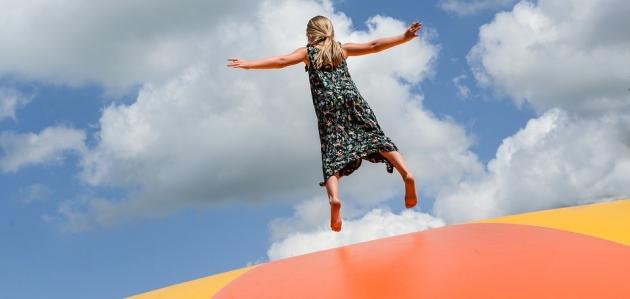 Trampolin: Što trebate znati prije skakanja na trampolinu