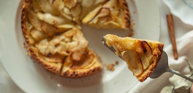 Domaća pita od jabuka