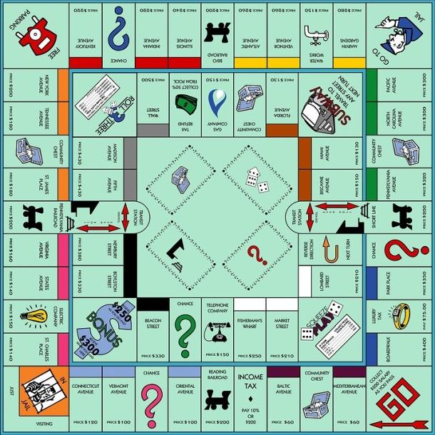 monopoly igre