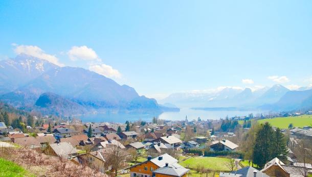 austrijsko jezero na turi sound of music