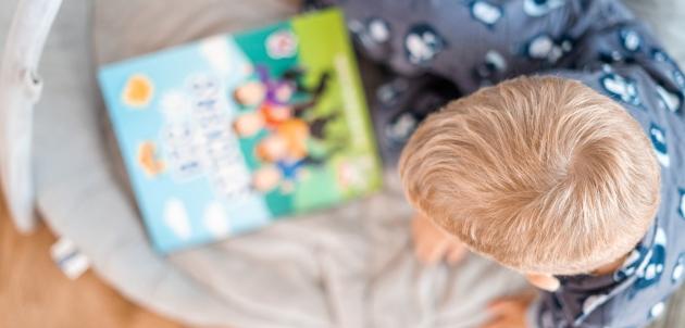 Najbolja je igra ona kada roditelji čitaju svojoj djeci priče