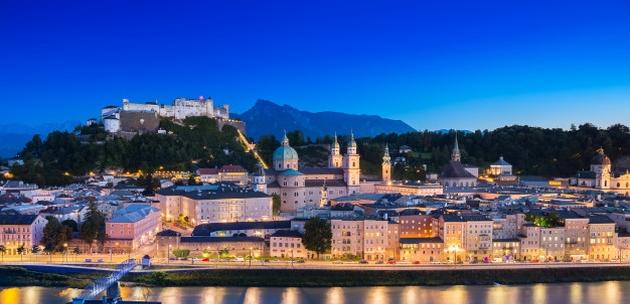 Bajkoviti Salzburg: Idealno mjesto za obiteljski odmor