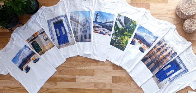 Ljubav prema putovanjima utkana u trendi majicu