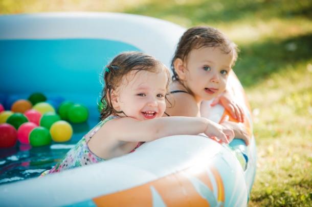 djeca kupaje sunce dehidriranost