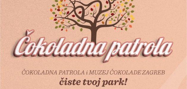 Čokoladna patrola u parkovima Zagreba