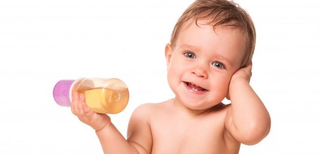 Hranjenje djeteta na bočicu