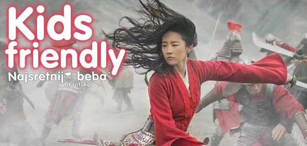 Film Mulan kao stvoren za cijelu obitelj