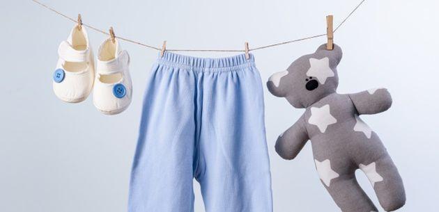 Korisni savjeti za pranje bebine odjeće i pelena