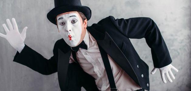 Igranje kod kuće – Pantomima za bolji vokabular