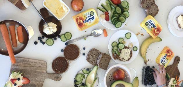 Kreativne ideje za dječji doručak