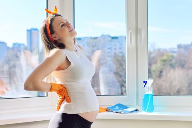 kucanski poslovi u trudnoci umor kod trudnice