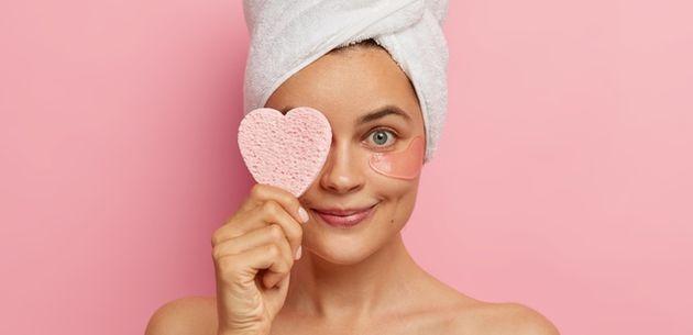 beauty maska za lice zena