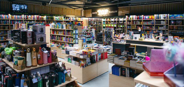 Najnovija Hoću knjigu knjižara