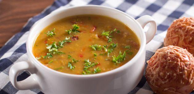Povrtna juha za bebu od 9 mjeseci