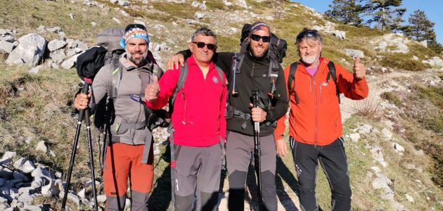 Dva planinara prošla već 850 kilometara radi terapija za sedamdeset mališana