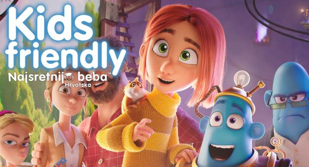 crtani film Kids friendly Tvornica snova