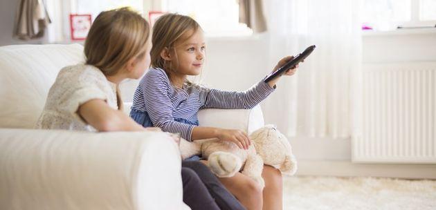 djeca i gledanje televizije