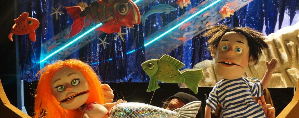 Online predstava Mala sirena i dječak Roko povodom Dana planete Zemlje