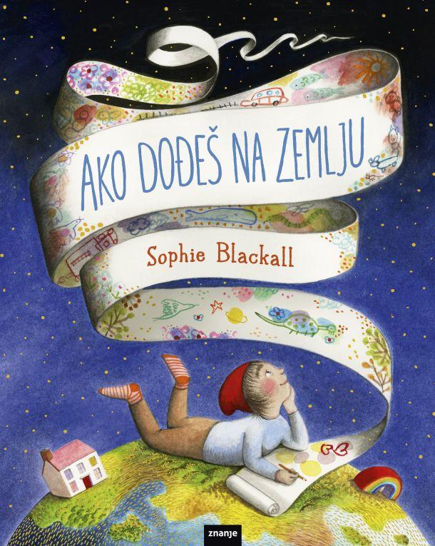 slikovnica knjiga za djecu Ako dodes na Zemlju