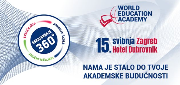 Upoznajte svjetsko obrazovanje u Zagrebu!