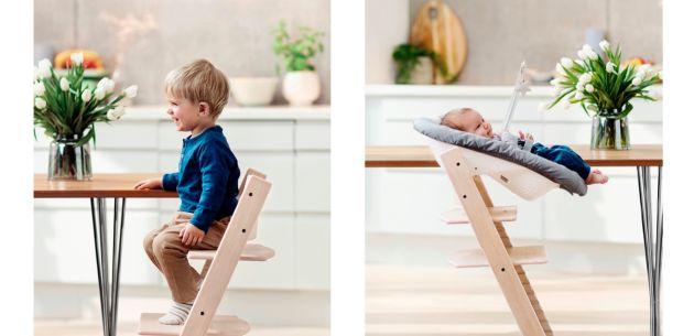 Tripp Trapp dječja stolica za hranjenje i sjedenje nikada nije nadmašena