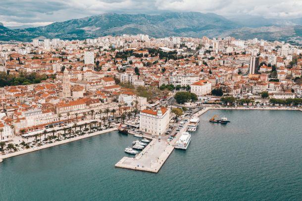 grad split hrvatska