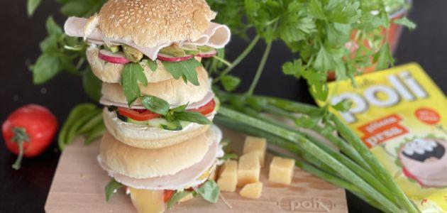 Poželite li jesti sendviče svaki dan?