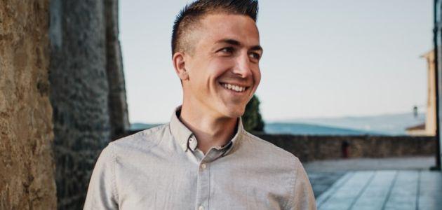 Jedan od najtalentiranijih mladih dizajnera – Sandro Užila