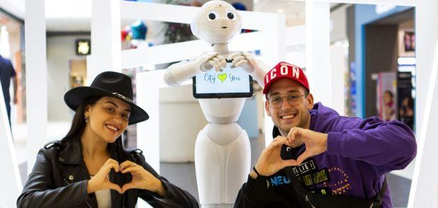 Upoznajte Pepper – prvog humanoidnog robota u shopping centru