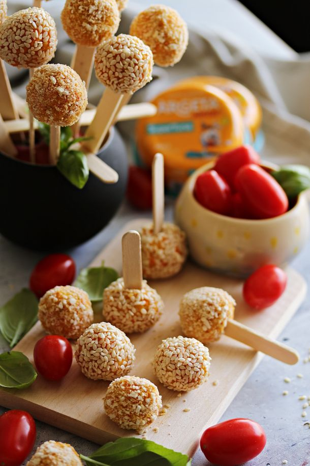 snack za djecu Argeta Junior Pops recept